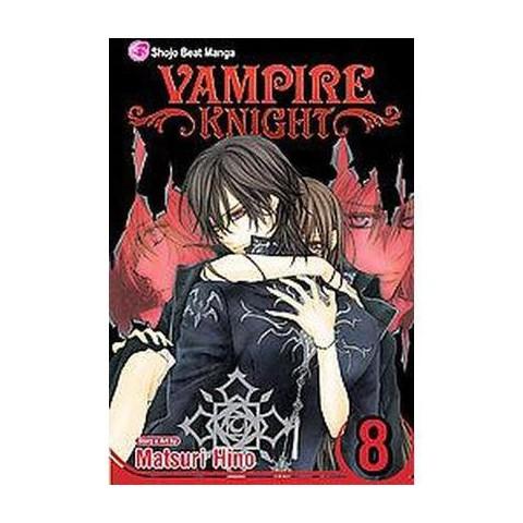 Vampire Knight 8 (Original) (Paperback)