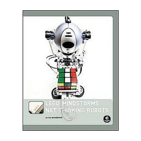 Lego Mindstorms Nxt Thinking Robots (Mixed media product)