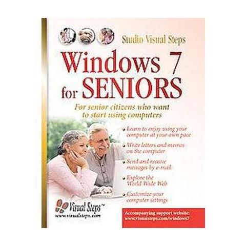 Windows 7 for Seniors ( Computer Books for Seniors Series) (Paperback)