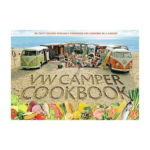 The Original VW Camper Cookbook (Hardcover)