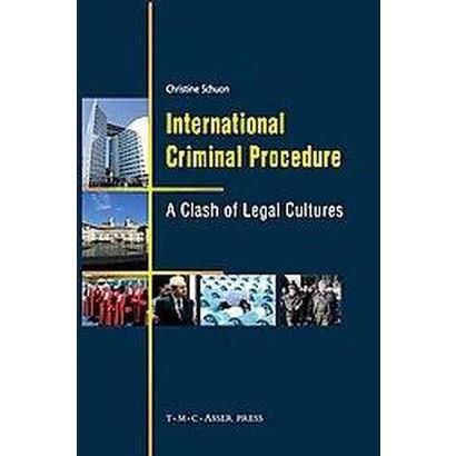 International Criminal Procedure (Hardcover)