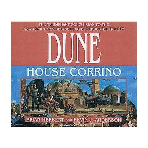 House Corrino (Unabridged) (Compact Disc)