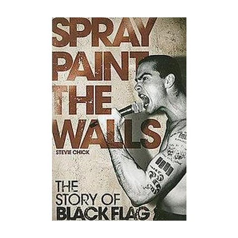 Spray Paint the Walls (Paperback)