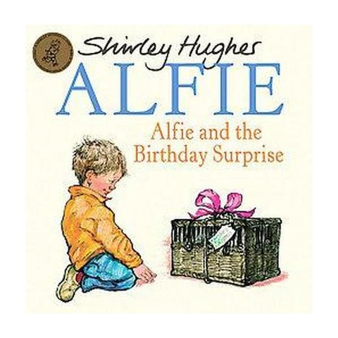 Alfie and the Birthday Surprise (Reprint) (Paperback)