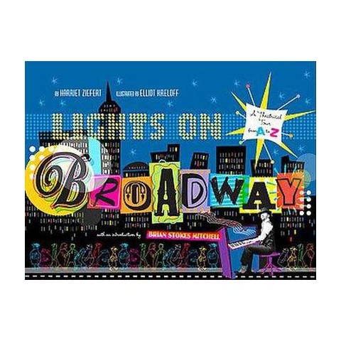 Lights On Broadway (Mixed media product)
