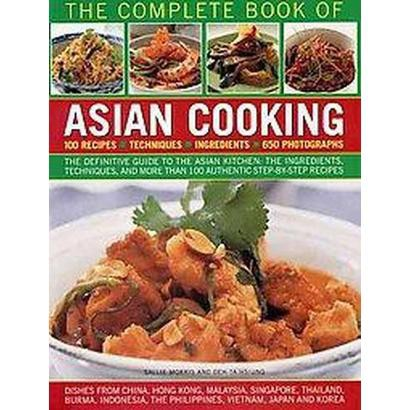 The Complete Book of Asian Cooking (Paperback)