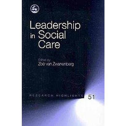 Leadership in Social Care (Paperback)