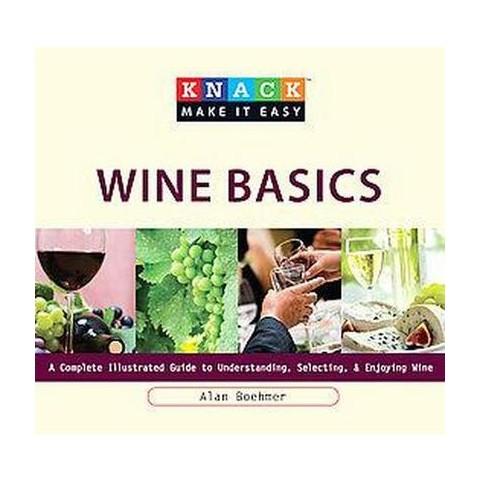 Knack Wine Basics (Paperback)