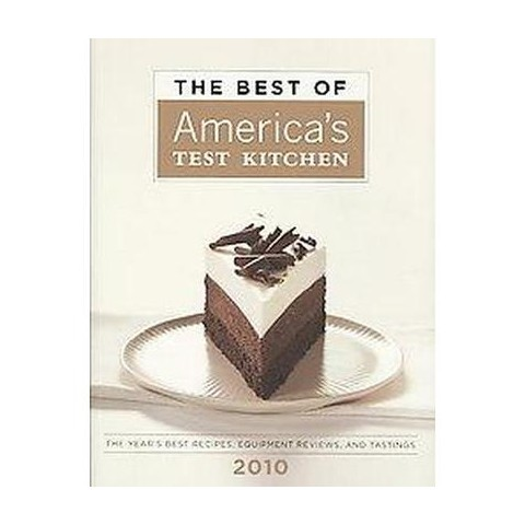 The Best of America's Test Kitchen 2010 (Hardcover)