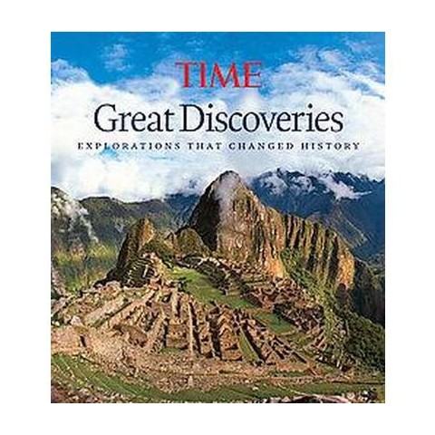 Time Great Discoveries (Hardcover)