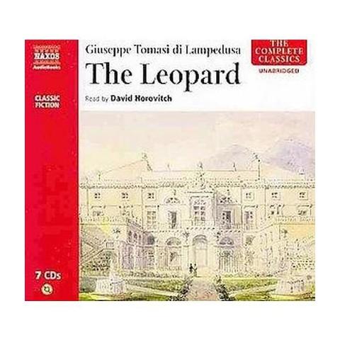 The Leopard (Unabridged) (Compact Disc)