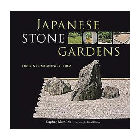 Japanese Stone Gardens (Hardcover)