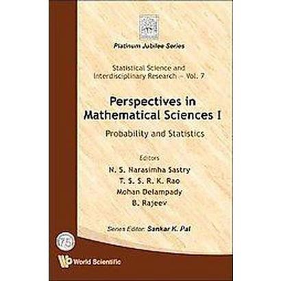 Perspectives in Mathematical Sciences I (Hardcover)