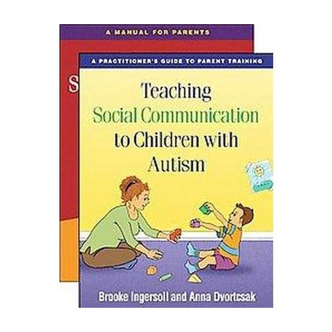 Teaching Social Communication to Children with Autism (Mixed media product)