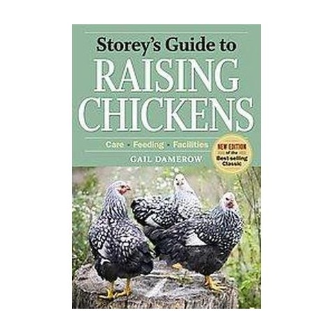 Storey's Guide to Raising Chickens (Paperback)