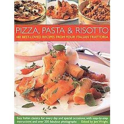 Pizza, Pasta & Risotto (Paperback)