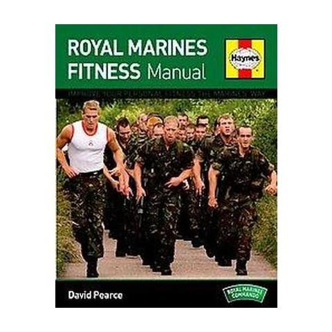 Royal Marines Fitness (Hardcover)