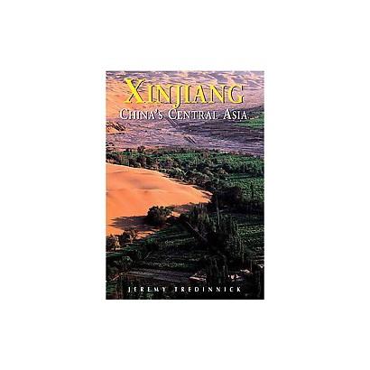 Odyssey Guide Xinjiang (Paperback)