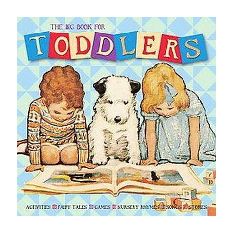 The Big Book for Toddlers (Hardcover)