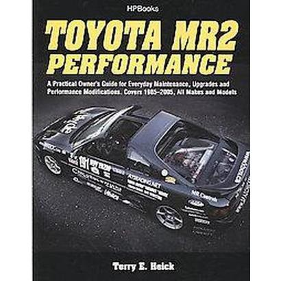Toyota MR2 Performance (Paperback)