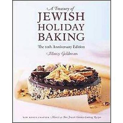 A Treasury of Jewish Holiday Baking (Anniversary) (Paperback)