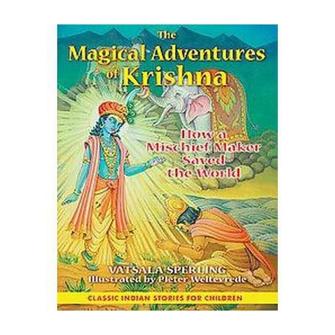 The Magical Adventures of Krishna (Hardcover)
