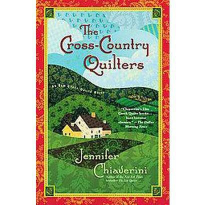 The Cross Country Quilters (Reprint) (Paperback)