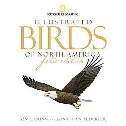 Illustrated Birds of North America (Hardcover)