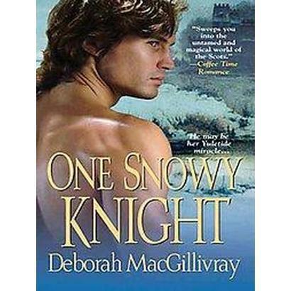 One Snowy Knight (Original) (Paperback)