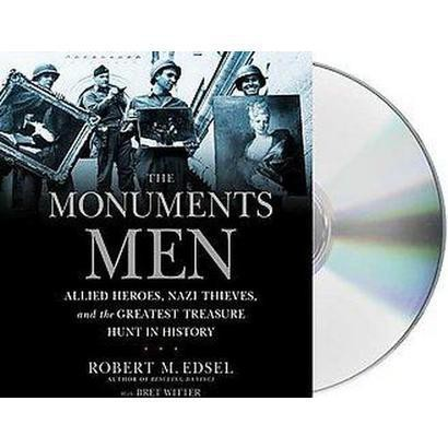 The Monuments Men (Abridged) (Compact Disc)