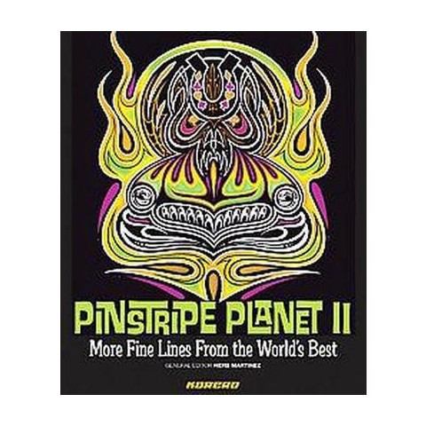 Pinstripe Planet II (Hardcover)