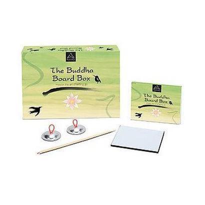 The Buddha Board Box (Paperback)