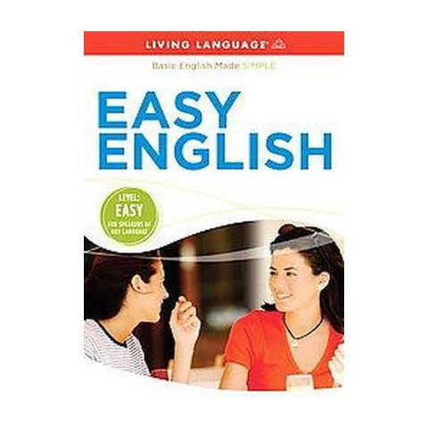 Living Language Easy English (Unabridged) (Mixed media product)