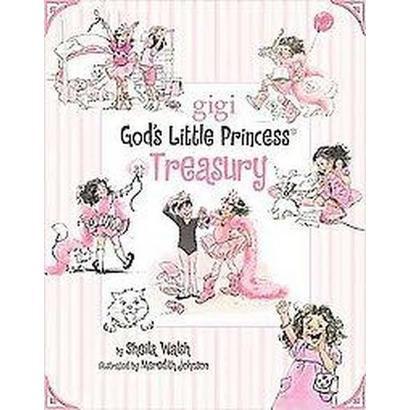 God's Little Princess Treasury (1) (Hardcover)