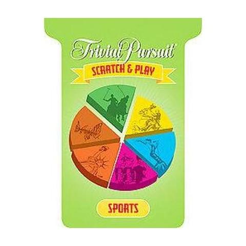 Trivial Pursuit Sports (Paperback)
