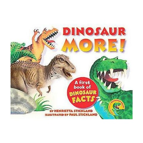 Dinosaur More! (Hardcover)