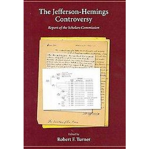 The Jefferson-Hemings Controversy (Hardcover)