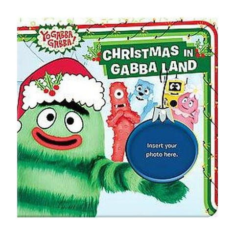 Christmas in Gabba Land (Board) by Louise Jameson