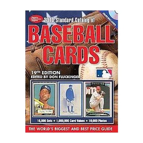 2010 Standard Catalog of Baseball Cards