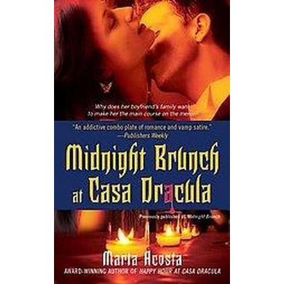 Midnight Brunch at Casa Dracula (Reprint) (Paperback)