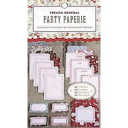 French General Party Paperie (Paperback)