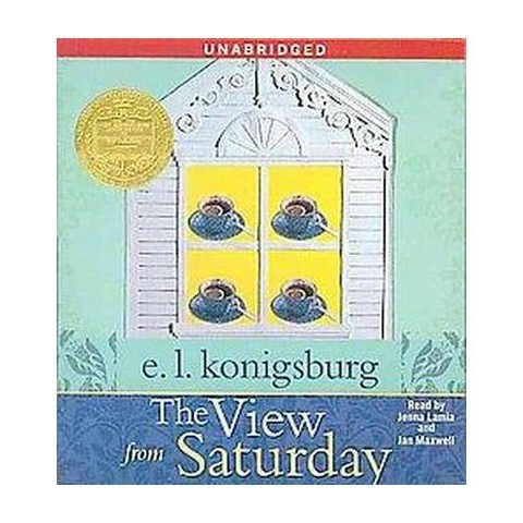 The View from Saturday (Unabridged) (Compact Disc)