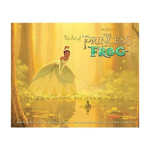 The Art of Princess and the Frog (Hardcover)