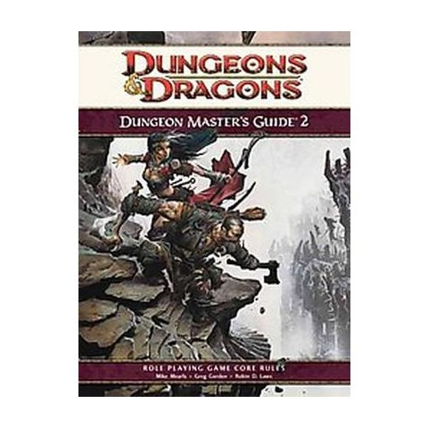 Dungeon Master's Guide 2 (Hardcover)