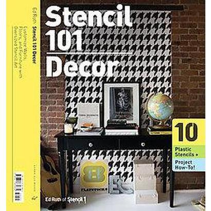 Stencil 101 Decor (Paperback)