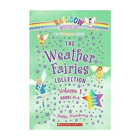 The Weather Fairies Collection Books 1-4