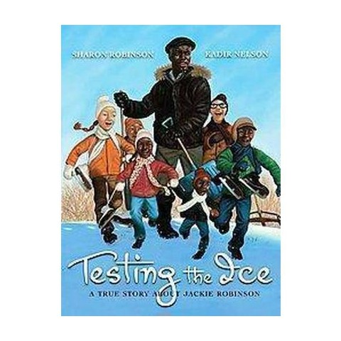 Testing the Ice (Hardcover)