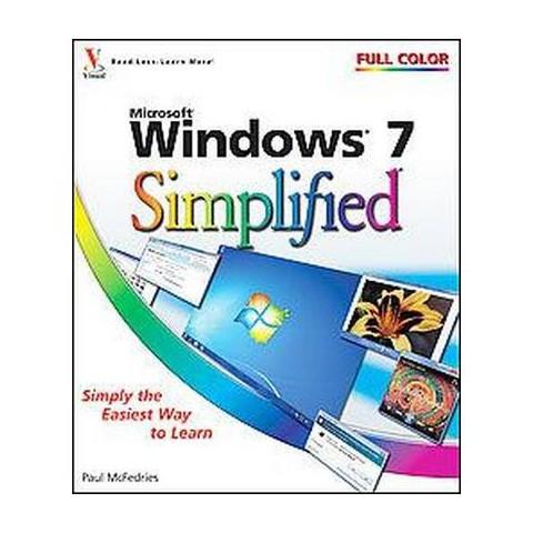 Windows 7 Simplified (Paperback)