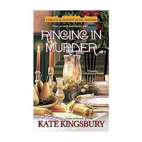 Ringing in Murder (Reprint) (Paperback)