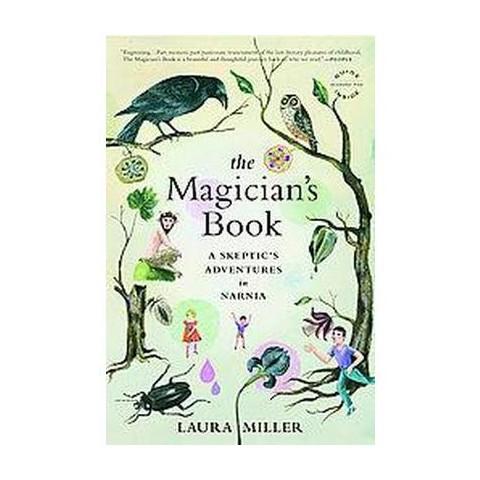 The Magician's Book (Reprint) (Paperback)